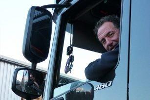 LSP Medewerker Andre: Vrachtwagenchauffeur