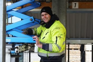 LSP Medewerker Raymon: Heftruckchauffeur / Technische Dienst
